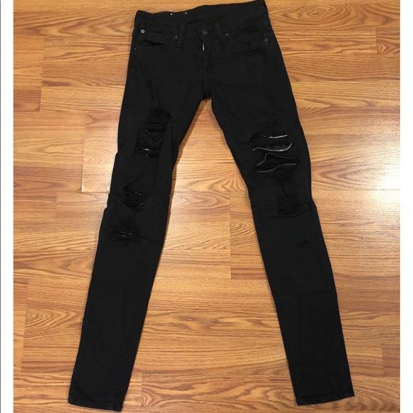Ralph Lauren Denim - Ralph Lauren skinny jeans